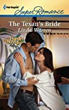 The Texan's Bride - Linda Warren - HER shirt is undone and half off and so is his! Awesome.