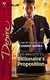 Billionaire's Proposition (Silhouette Desire) :Amazon