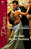The Man Means Business (Silhouette Desire) :Amazon