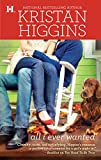 Book All I Ever Wanted - Kristan Higgins