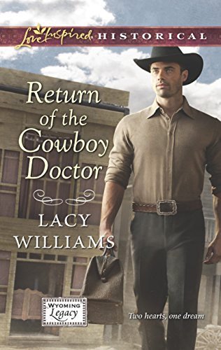 http://wendythesuperlibrarian.blogspot.com/2013/12/return-of-cowboy-doctor.html