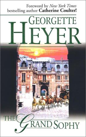 GUEST REVIEW in Limerick Form: The Grand Sophy by Georgette Heyer
