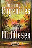 Cover Image of Middlesex by Jeffrey Eugenides published by Farrar Straus & Giroux