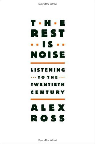 alex ross listen to this essay Buy listen to this paperback by alex ross listen to this' teaches us to listen more closely read this essay is alex ross's own chaconne.