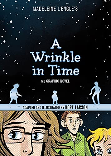 A Wrinkle in Time: The Graphic Novel cover
