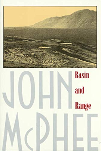 Basin and Range, McPhee, John
