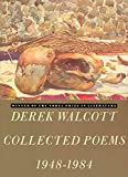 Book Cover: Collected Poems, 1948-1984 by Derek Walcot