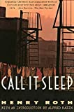 Cover Image of Call It Sleep by Henry Roth published by Noonday Press