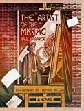 The Artist of the Missing : A Novel - book cover picture