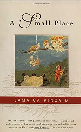 A Small Place, Kincaid, Jamaica