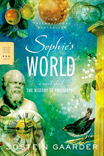 Sophie's World Book Cover Picture