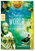 Cover of Sophie's World by Jostein Gaarder