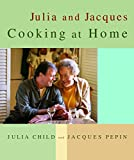Julia and Jacques Cooking at Home - book cover picture