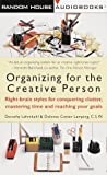 Organizing for the Creative Person - book cover picture