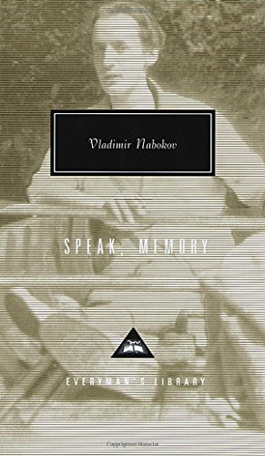 Speak, Memory (Everyman&#8217;s Library), by Nabokov, V.