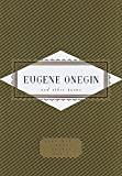 Eugene Onegin and Other Poems : and Other Poems (Everyman's Library Pocket Poets) - book cover picture