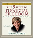 The 9 Steps to Financial Freedom: Practical and Spritual Steps So You Can Stop Worrying - book cover picture