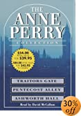 The Anne Perry Collection [ABRIDGED] by  Anne Perry, et al (Audio Cassette) 