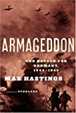 Armageddon: The Battle for Germany, 1944-1945 - book cover picture