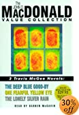 John D. Macdonald Value Collection: The Deep Blue Good-By/One Fearful Yellow Eye/the... by  John D. MacDonald, Darren McGavin (Reader) (Audio Cassette - May 2000)