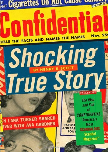 Shocking True Story cover