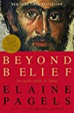 Beyond Belief : The Secret Gospel of Thomas - book cover picture