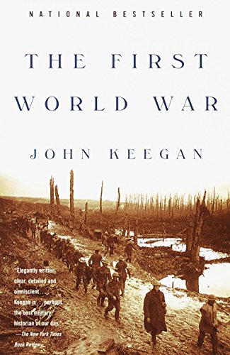 The First World War Book Cover Picture