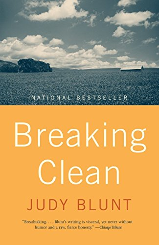 Breaking Clean, Judy Blunt