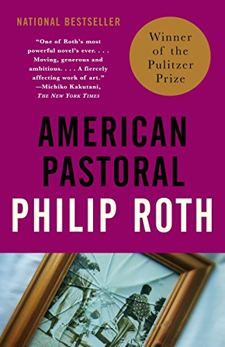 American Pastoral, by Roth, Philip