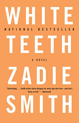 White Teeth, by Smith, Zadie