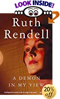 A Demon in My View by  Ruth Rendell (Paperback)