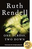 One Across, Two Down by  Ruth Rendell (Paperback - January 2001)