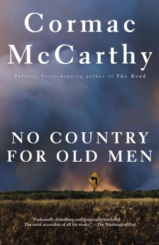 No Country For Old Men Book