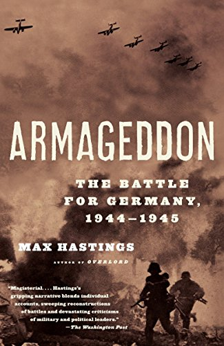 Armageddon: The Battle for Germany, 1944-1945 Book Cover Picture