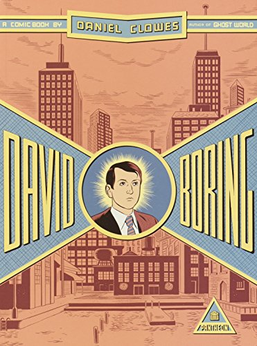 David Boring, by Clowes, D.