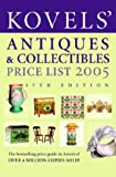 Kovels' Antiques and Collectibles Price List, 37th Edition (Kovels' Antiques and Collectibles Price List) - book cover picture