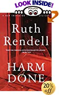 Harm Done: An Inspector Wexford Mystery (Vintage Crime/Black Lizard) by  Ruth Rendell (Paperback - October 2000)
