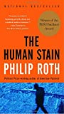 Cover Image of The Human Stain by Philip Roth published by Vintage Books