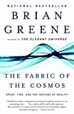 The Fabric of the Cosmos : Space, Time, and the Texture of Reality - book cover picture