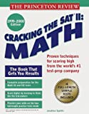 Cracking the SAT II: Math, 1999-2000 Edition (Annual) - book cover picture