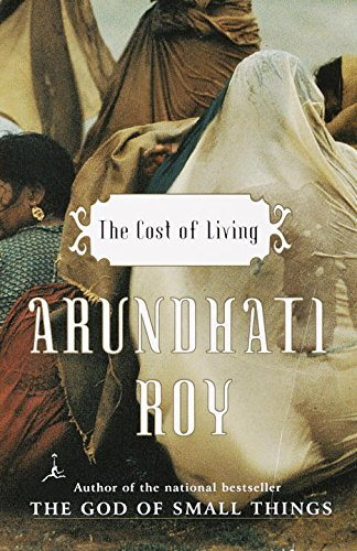 The Cost of Living, Roy, Arundhati