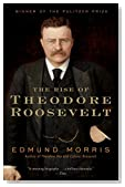 Cover of The Rise of Theodore Roosevelt