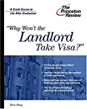 """Why Won't the Landlord Take Visa?"" : The Princeton Review's Crash Course to Life After Graduation"