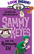 Sammy Keyes and the Runaway Elf by  Wendelin Van Draanen (Paperback - May 2000)