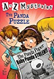 A to Z Mysteries: The Panda Puzzle (A Stepping Stone Book(TM))