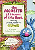 The Monster at the End of This Book (Big Bird's Favorites Brd Bks) - book cover picture