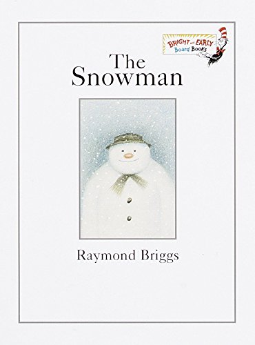 The Snowman (Bright & Early Board Books(TM))