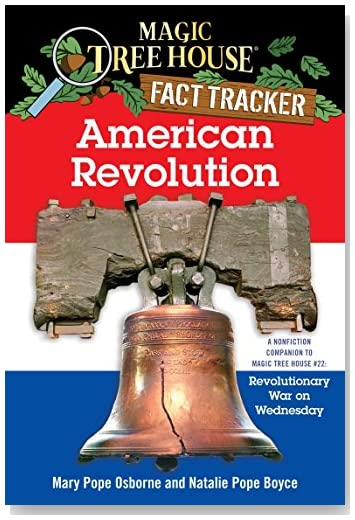 American Revolution: A Nonfiction Companion to Revolutionary War on Wednesday