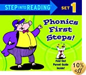 Step into Reading Phonics First Steps: Set 1 (Phonics)