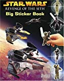 Revenge of the Sith: Big Sticker Book(Star Wars)